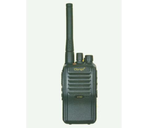 凯益星CG418D手持式数字无线对讲机